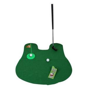 新品 送料無料●トイレ ゴルフセット●ゴルフ パター 練習 おもちゃ 遊び バスルーム|elelerueru