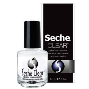 新品 送料無料 箱なし●Seche clear クリアベースコート 14mL clear base●Seche Vite セシェ ヴィート ベースコート セシェベース ネイル