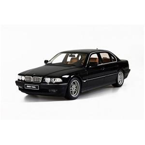 2週間待ち 送料無料 新品●オットー otto 1/18 BMW 750 iL (E38) ブラック●ミニカー 模型 百|elelerueru
