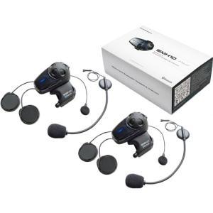 送料無料 新品●セナ SENA SMH10-11 DUAL Bluetooth●インカム 2人用セット●6か月保証付き 日本語説明書付|elelerueru