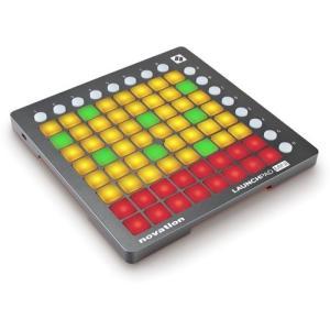約2週間待ち 送料無料 新品●Novation Launchpad MINI  Ableton Live Controller ランチパッド MINI ライブコントローラー MK2●Ableton Live Lite付属|elelerueru