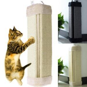 送料無料 新品●猫の爪とぎ用マット バリバリ●ペット用品 愛猫 ねこ 壁用 床用|elelerueru