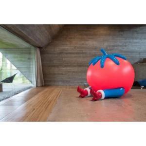 送料無料 新品●PIET PARRA パラ  GIVE UP トマトランプ Tomato Lamp●3段階 明るさ調節機能 500台限定 インテリアに|elelerueru