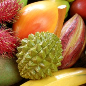 ドリアンは強い甘味と強烈な臭いを持つ栄養豊富な果実。果物の王様と呼ばれているフルーツです。アジアンス...