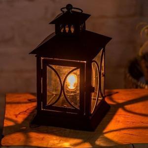 ランタン スタンドライト 室内 キャンドルホルダー 照明 アジアン ランプ 置物 インテリア おしゃれ 照明器具 elements
