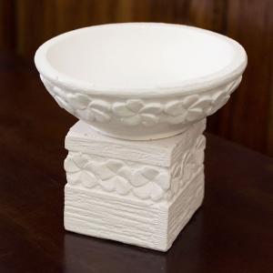 ■サイズ(cm):約 皿直径 14.5cm スタンド 7.7cm角x H 13cm ※多少サイズは前...