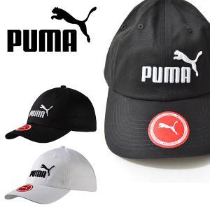 ランニングキャップ プーマ PUMA メンズ レディース エッセンシャル キャップ ロゴ 帽子 CAP 得割20 エレファントSPORTS PayPayモール店