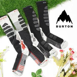 【最大22%還元】 ハイソックス バートン BURTON PREFORMANCE MIDWEIGHT SOCK メンズ レディース 靴下 スノーボード スキー