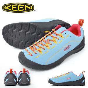 アウトドア シューズ KEEN キーン 靴 メンズ JASPER ジャスパー Ethereal 1020303 クライミング スニーカー 靴 シューズ ハイブリッド 2019春夏新作 替え紐つき|elephant