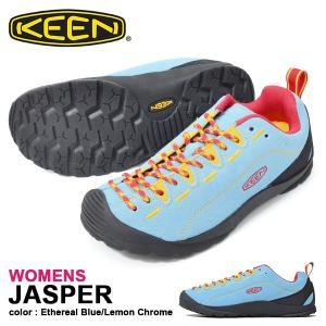 アウトドア シューズ KEEN キーン 靴 レディース JASPER ジャスパー Ethereal 1020331 クライミング スニーカー 靴 シューズ 2019春夏新作 ハイブリッド|elephant