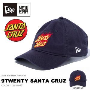 キャップ NEW ERA ニューエラ 9TWENTY Santa Cruz サンタクルーズ ベースボール キャップ メンズ レディース 帽子 2018春夏新作 10%off|elephant