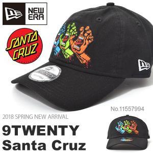 キャップ NEW ERA ニューエラ 9TWENTY Santa Cruz サンタクルーズ ベースボール キャップ メンズ レディース 帽子 2018春新作 10%off|elephant