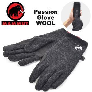 フリース グローブ マムート MAMMUT メンズ Passion Glove パッショングローブ 手袋 アウトドア  防寒 2019秋冬新作 得割10 送料無料|elephant