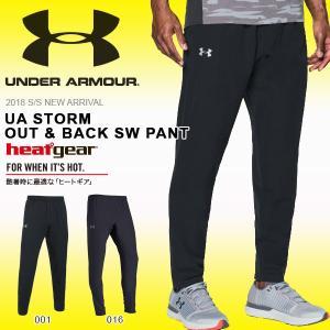 アンダーアーマー UNDER ARMOUR UA STORM OUT & BACK SW PANT メンズ ロングパンツ ランニング ウェア 2018春夏新作 送料無料|elephant