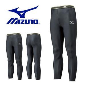 コンプレッション ロングタイツ ミズノ MIZUNO メンズ スパッツ インナー アンダーウェア トレーニング ランニング ジョギング 陸上 ジム 得割20|elephant