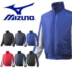 定番モデル ミズノ MIZUNO グラウンドコート ジュニア キッズ 子供 ジャケット 防寒 野球 ベースボール ウェア 得割15|elephant