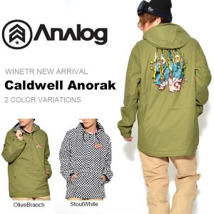 スノーボードウェア アナログ Analog Caldwell...