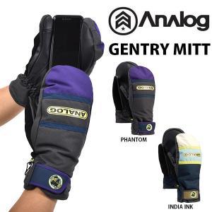 手袋 グローブ アナログ ANALOG GENTRY MIT...