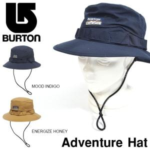 ハット バートン BURTON Adventure Hat メンズ アドベンチャー ハット サファリ 撥水 帽子 スノボ スノーボード 2018-2019冬新作 20%off|elephant