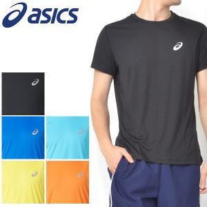 半袖 Tシャツ アシックス asics ショートスリーブトップ メンズ ランニング ジョギング ジム トレーニング ウェア 2019春夏新色 10%OFF elephant