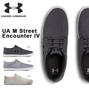 スニーカー アンダーアーマー UNDER ARMOUR UA M Street Encounter ...
