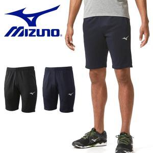 ハーフパンツ ミズノ MIZUNO メンズ ソフトニット 短パン ショートパンツ ショーツ ランニング サッカー フットサル 野球 トレーニング 得割20|elephant