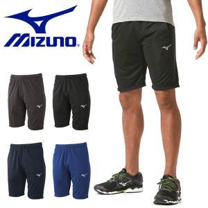 ハーフパンツ ミズノ MIZUNO メンズ ライトニット 短パン ショートパンツ ショーツ ランニング サッカー フットサル 野球 トレーニング 得割20|elephant