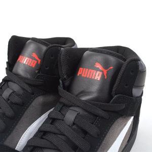 スニーカー プーマ PUMA メンズ プーマ リバウンド レイアップ SD ミッドカット シューズ 靴 2019秋新作 送料無料 370219|elephant|07