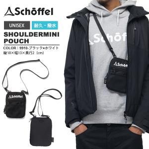 ミニショルダーポーチ ショッフェル schoffel メンズ レディース SHOULDERMINI ...