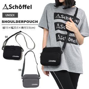 ショルダーポーチ ショッフェル schoffel メンズ レディース SHOULDERPOUCH 斜...