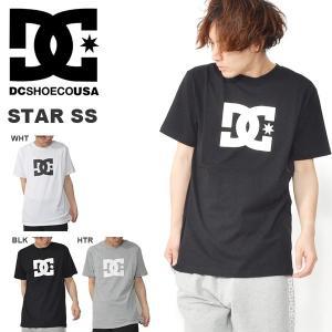 ゆうパケット対応可能! 半袖Tシャツ DC SHOES ディーシー シューズ メンズ STAR SS ロゴTシャツ 2019春夏新作 25%off elephant