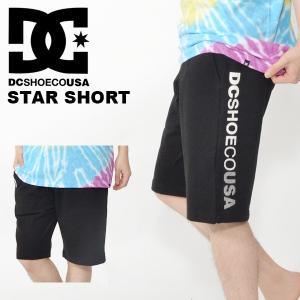 スウェット ハーフパンツ DC Shoes ディーシー シューズ メンズ STAR SHORT ショーツ ショート スエット 2019春夏新作 10%off|elephant