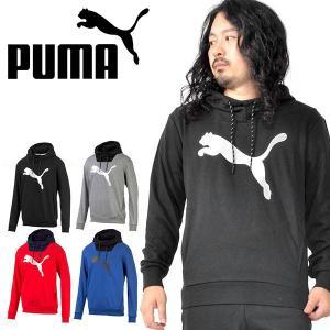 プルオーバー パーカー プーマ PUMA メンズ Modern Sports Hoody TR ビッグロゴ スウェット トレーナー トレーニング ウェア 2019秋新作 得割20 580872|elephant