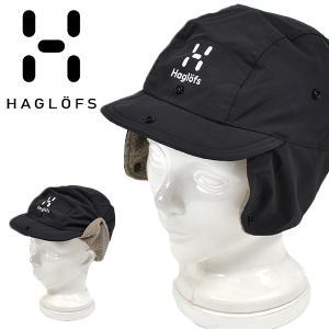 耳まで暖か フリース フライトキャップ Haglofs ホグロフス Moutain Cap マウンテン キャップ メンズ Polartec 帽子 マウンテン クライミング 国内正規品 603644|elephant
