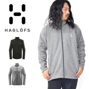 ニットフリース ジャケット Haglofs ホグロフス Swook Jacket スウォック ジャケット メンズ マウンテン クライミング 国内正規品 603725|elephant
