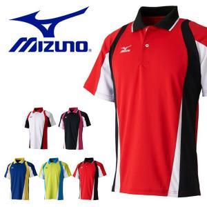 半袖 Tシャツ ミズノ MIZUNO メンズ レディース ドライサイエンス ゲームシャツ テニス バドミントン ソフトテニス ウェア ゲームウエア 得割21|elephant