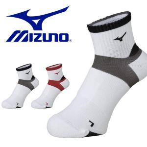 スポーツソックス ミズノ MIZUNO メンズ レディース ソックス ショート丈 靴下 ショートソックス テニス バドミントン 2018春夏新作 得割20|elephant