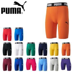 PUMA COMPRESSION JR SHORT TIGHTS プーマ コンプレッション ジュニア...
