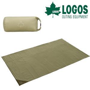ロゴス LOGOS テントぴったり防水マット・WXL インナーシート アウトドア キャンプ 送料無料|elephant