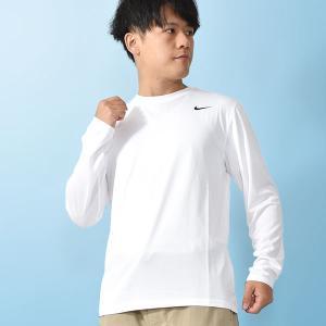 ナイキ NIKE メンズ ドライフィット レジェンド L/S Tシャツ 長袖 トレーニングシャツ スポーツウェア ランニング ジョギング ジム 718838 20%off