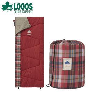 ロゴス LOGOS 封筒型 シュラフ 寝袋 丸洗いスランバーシュラフ・-2 アウトドア キャンプ 7...