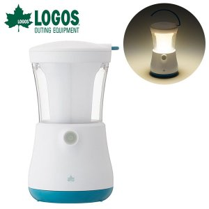 点灯時間は最大500時間 ロゴス LOGOS ランタン330 LEDライト 電池式 無段階調光 アウ...
