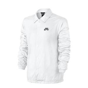 在庫処分 50%off  半額 ナイキ NIKE SB シールド コーチ ジャケット Coach Jacket ナイロン メンズ レディース 829510 ウィンド ブラック エレファントSPORTS PayPayモール店