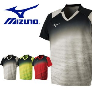 ミズノ(MIZUNO) ゲームシャツ になります。  メンズ・レディース・男性・女性・男女兼用・ユニ...