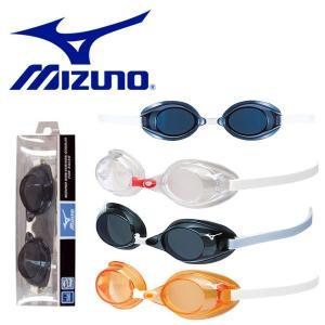 FINA承認 スイミングゴーグル ミズノ MIZUNO メンズ レディース ノンクッションタイプ 20%off|elephant