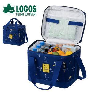 ロゴス LOGOS SNOOPY ソフトクーラー 15L 保冷バッグ 折りたたみ ソフトクーラーボックス アウトドア ピクニック 86003689|elephant