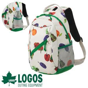 ロゴス LOGOS はらぺこあおむし サーマウント8 for KIDS キッズ ジュニア 子供 8L リュックサック バックパック デイパック 通学 遠足 86009116|elephant