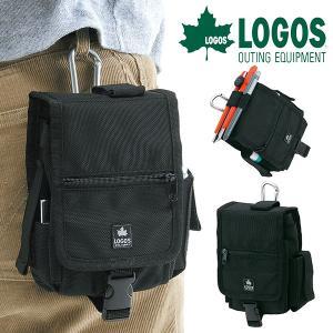ロゴス LOGOS ヒップカーゴNo.5 ポーチ メンズ レディース カラビナ付き 小物入れ ケース アウトドア|elephant