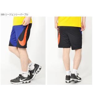 ハーフパンツ ナイキ NIKE メンズ HBR ショート パンツ 短パン ショーツ ビッグロゴ バスケットパンツ トレーニングパンツ スポーツウェア 910706 2019夏新色|elephant|08