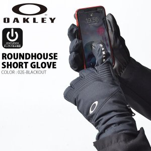 タッチパネル対応 スノーグローブ OAKLEY オークリー メンズ GLOVE スマホ対応 5本指 手袋 スノーボード スキー 防寒 2018-2019冬新作 送料無料|elephant